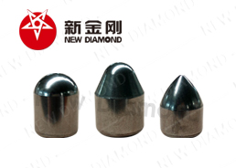 Carbide Button Sjape Selection